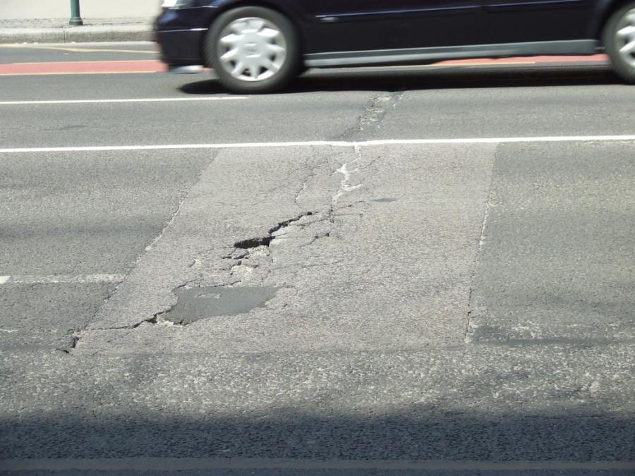 Egymilliárdot költ az utakra a Zuglói önkormányzat