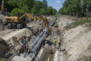 Folytatódik a Rákos-patak revitalizációja – készül a II. és a III. szakasz